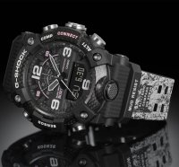 G-Shock GG-B100BTN-1AER Mudmaster Carbon Core G-SHOCK X BURTON G-SHOCK Master of G sportowy smartwatch czarny