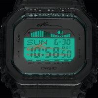 G-Shock GLX-5600KI-7ER zegarek bezbarwny sportowy G-Shock pasek