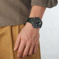 zegarek Casio GST-B300XB-1A3ER czarny G-SHOCK G-STEEL