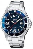 Zegarek męski Casio  klasyczne MTD-1053D-2AVEF - duże 1