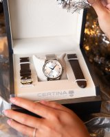 zegarek Certina C029.807.11.031.02 DS 1 Powermatic 80 DS-1 szafirowe