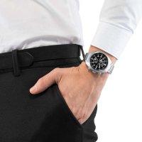 zegarek Citizen CA7040-85E srebrny Ecodrive