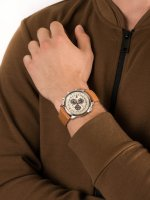 zegarek Citizen CB5860-35X męski z chronograf Radio Controlled
