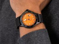 Zegarek czarny fashion/modowy  Allied TW2T30200 pasek - duże 6