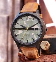 zegarek Armani Exchange AX2412 czarny Fashion