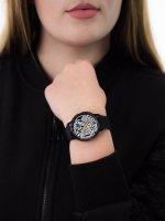 Zegarek czarny klasyczny Guess Originals V0023M8 pasek - duże 5