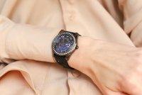 Zegarek czarny klasyczny Guess Pasek W1277L1 pasek - duże 9
