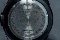 Traser TS-106469 zegarek czarny klasyczny P49 Special Pro pasek