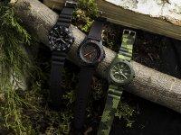 Traser TS-100378 zegarek czarny klasyczny P66 Tactical Mission pasek