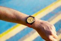 Traser TS-107423 zegarek czarny klasyczny P67 Officer Pro pasek