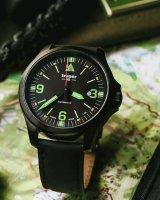 Traser TS-108075 zegarek czarny klasyczny P67 Officer Pro pasek
