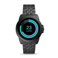 Fossil Smartwatch FTW4056 zegarek czarny sportowy Fossil Q bransoleta