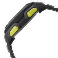 Zegarek czarny sportowy  Ironman TW5K86100 pasek - duże 7