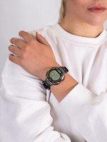 Zegarek czarny sportowy  Ironman TW5K89800 pasek - duże 5