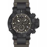 Zegarek czarny sportowy  Subaqua 15144 pasek - duże 7