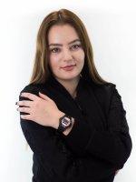 Zegarek czarny sportowy Casio Baby-G BG-169M-1ER pasek - duże 4