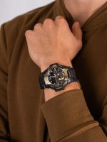 Zegarek czarny sportowy Casio G-SHOCK Master of G GR-B100GB-1AER pasek - duże 5