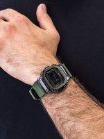 Zegarek czarny sportowy Casio G-SHOCK Original GM-5600B-3ER pasek - duże 5