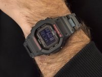 Zegarek czarny sportowy Casio G-SHOCK Original GW-B5600HR-1ER pasek - duże 6
