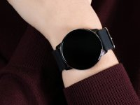 Garett 5903246286366 Smartwatch Garett Lady Bella czarny zegarek sportowy Damskie