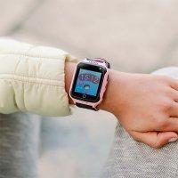 Zegarek czarny sportowy Garett Dla dzieci 5903246282900 pasek - duże 7