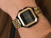 Zegarek czarny sportowy Puma Remix P5016 bransoleta - duże 6