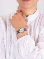 Anne Klein AK-3409SVTT damski zegarek Bransoleta bransoleta