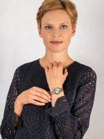 Anne Klein AK-3491SVTT zegarek damski Bransoleta