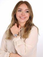 Anne Klein AK-3630MPRG zegarek damski Bransoleta