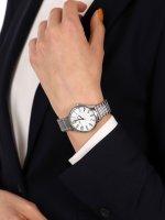 Anne Klein AK-3685SVSV damski zegarek Bransoleta bransoleta