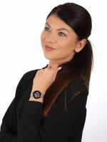 Anne Klein AK-3686BKGB zegarek damski Bransoleta