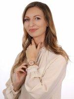 Anne Klein AK-3686PMRG zegarek damski Bransoleta