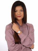 Anne Klein AK-3816MPRG zegarek damski Bransoleta