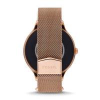 zegarek Fossil Smartwatch FTW6068 GEN 5E SMARTWATCH - ROSE GOLD damski z gps Fossil Q