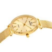Bisset BSBF30GIGX03B1 damski zegarek Klasyczne bransoleta