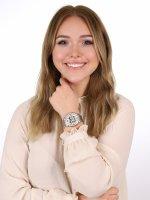 Carl von Zeyten CVZ0062WHMB zegarek damski Kniebis
