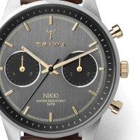 Zegarek damski  Nikki NKST103-SS010412 - duże 4