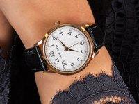 Zegarek damski  Pasek AK-3560RGBK - duże 6