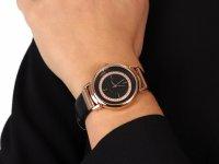 Anne Klein AK-3720RGBK zegarek klasyczny Pasek