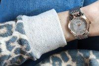 Adriatica A3188.R117Q zegarek srebrny klasyczny Bransoleta bransoleta