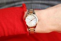 Adriatica A3192.R123Q Bransoleta zegarek damski klasyczny szafirowe