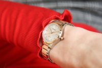 Adriatica A3192.R123Q Bransoleta klasyczny zegarek srebrny