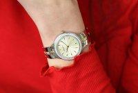 Adriatica A3418.2111QZ zegarek klasyczny Bransoleta