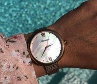 Adriatica A3632.918FQ zegarek różowe złoto elegancki Bransoleta bransoleta