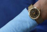 Adriatica A3645.111GQZ zegarek złoty klasyczny Bransoleta bransoleta