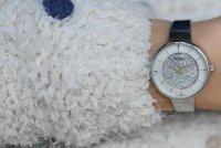 Adriatica A3718.5113Q zegarek srebrny klasyczny Bransoleta bransoleta