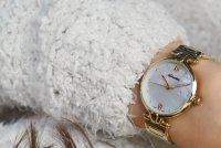 Zegarek damski Adriatica  bransoleta A3735.118ZQ - duże 3