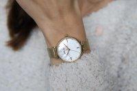 zegarek Adriatica A3737.119FQ złoty Bransoleta