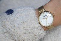 Adriatica A3737.119FQ zegarek złoty klasyczny Bransoleta bransoleta