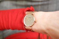 Adriatica A3738.9147Q Bransoleta klasyczny zegarek różowe złoto